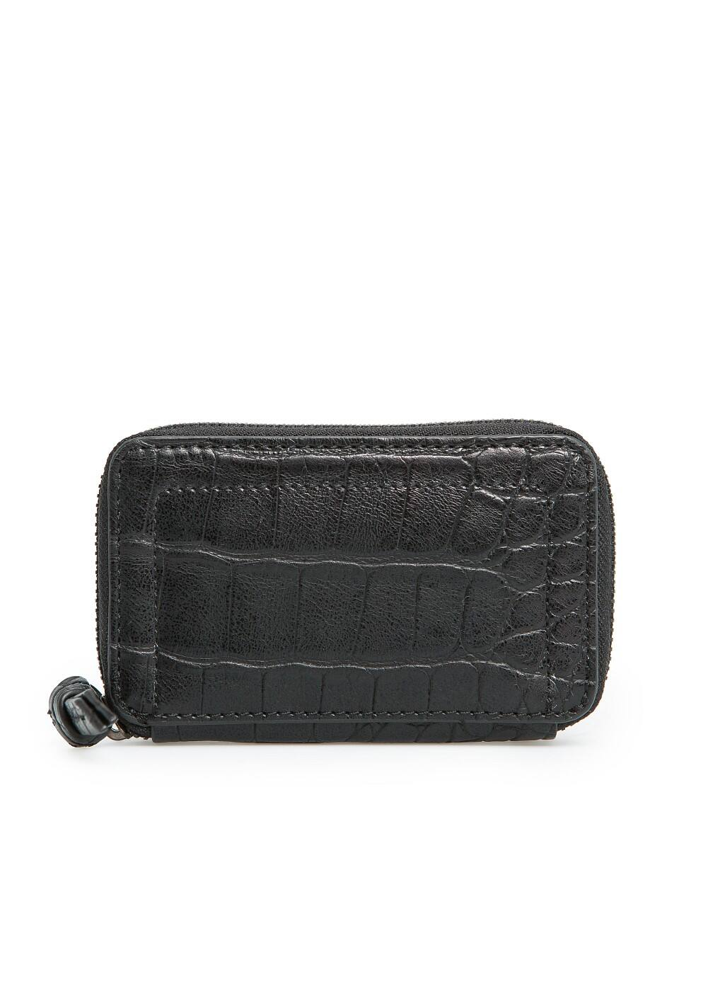 CROC EFFECT COIN PURSE