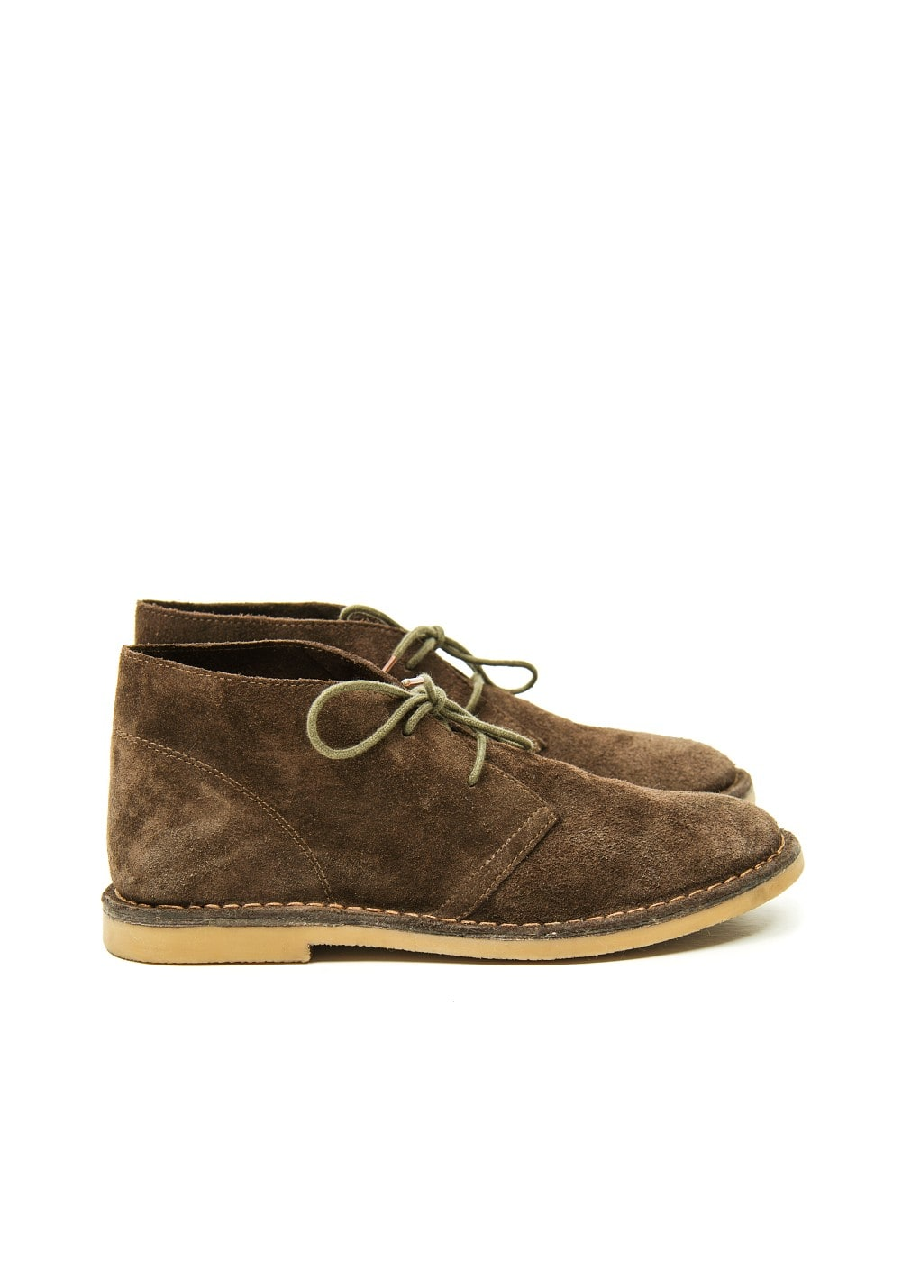 Suede ankle boots | MANGO
