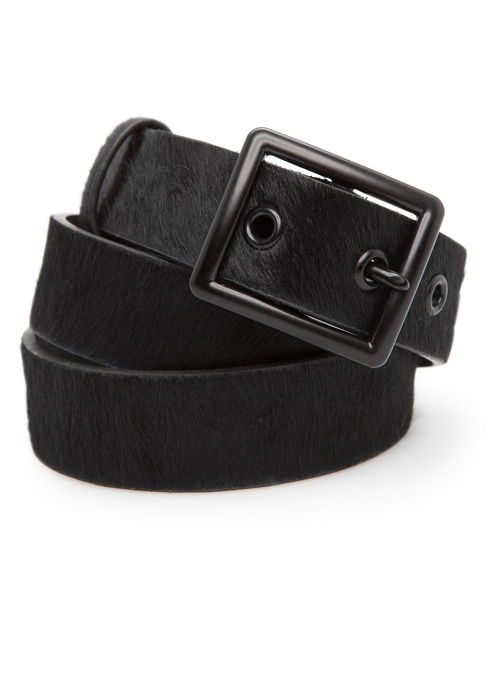 Fur belt | MANGO