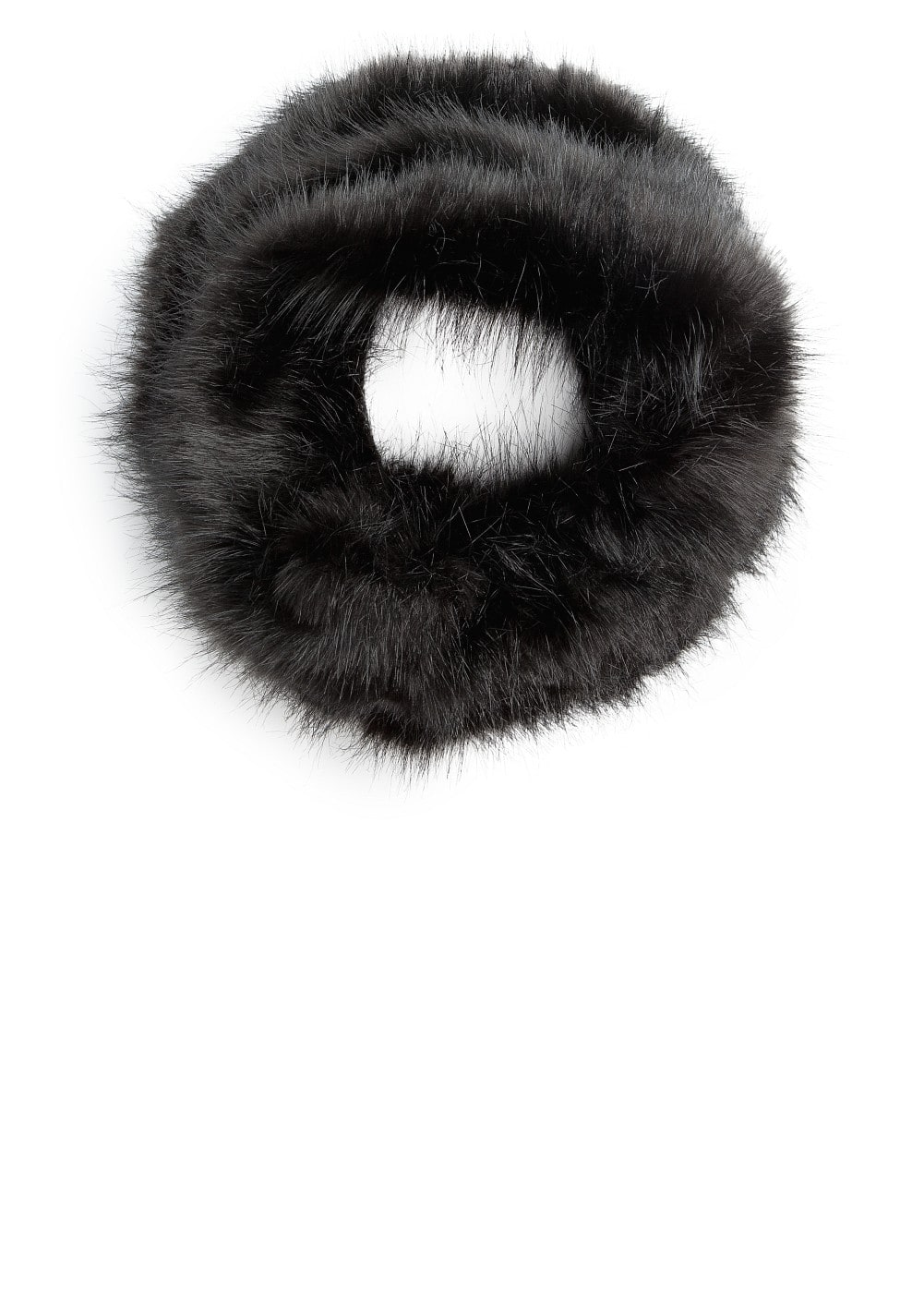 Faux fur snood | MANGO