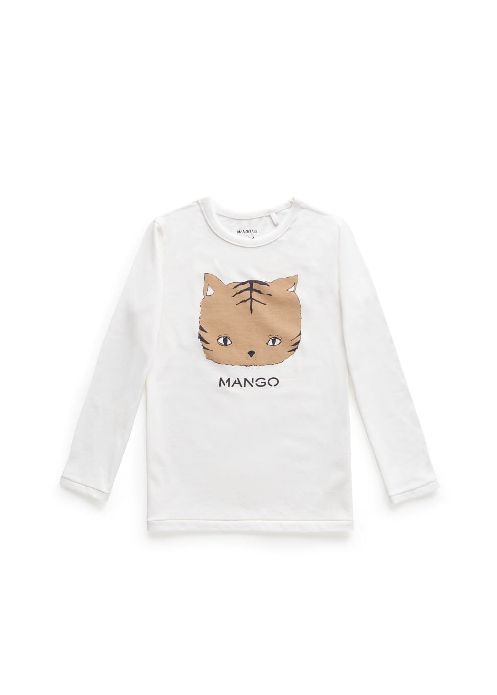 Pet print t-shirt | MANGO KIDS