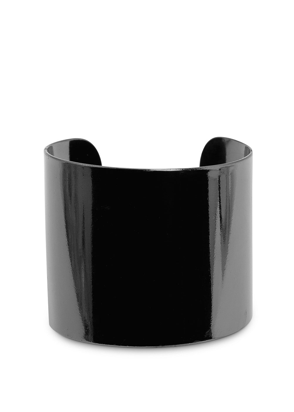 Metal wide cuff | MANGO