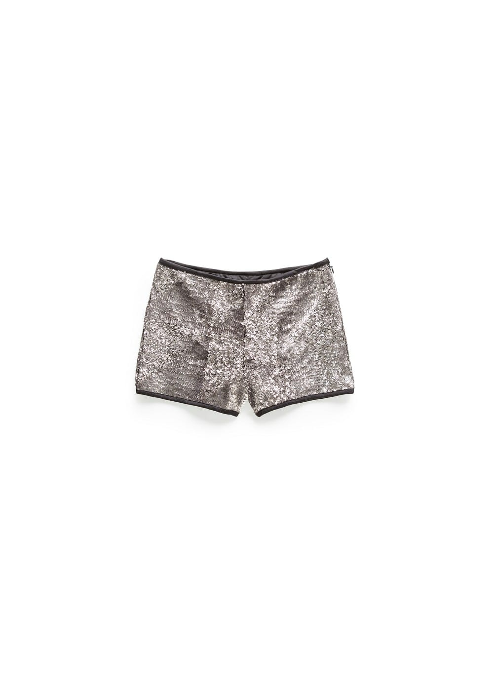 Sequined shorts | MANGO KIDS
