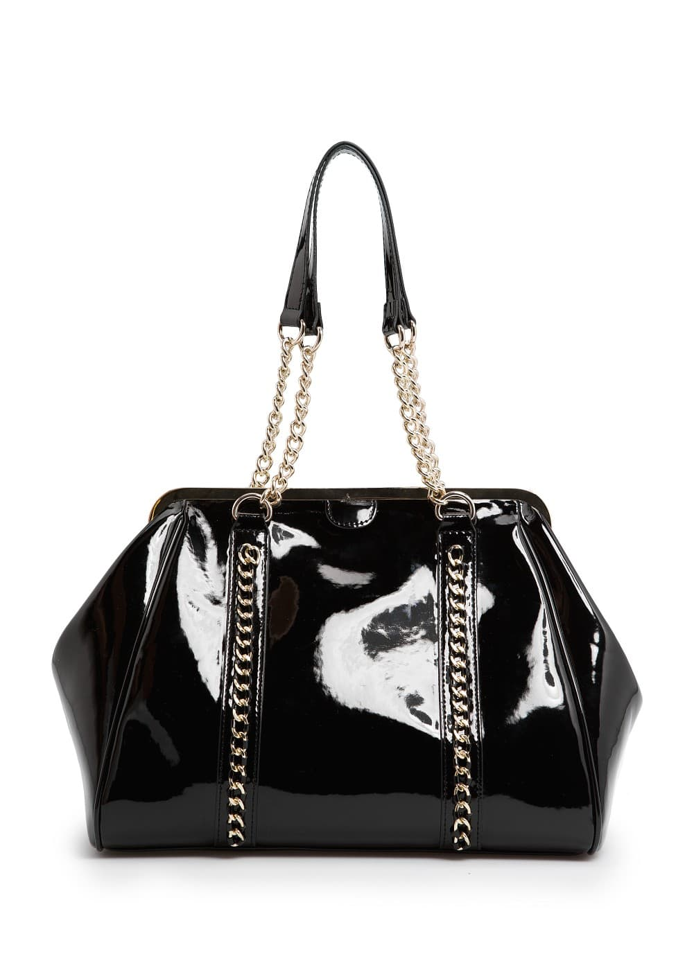 Chains patent bag | MANGO