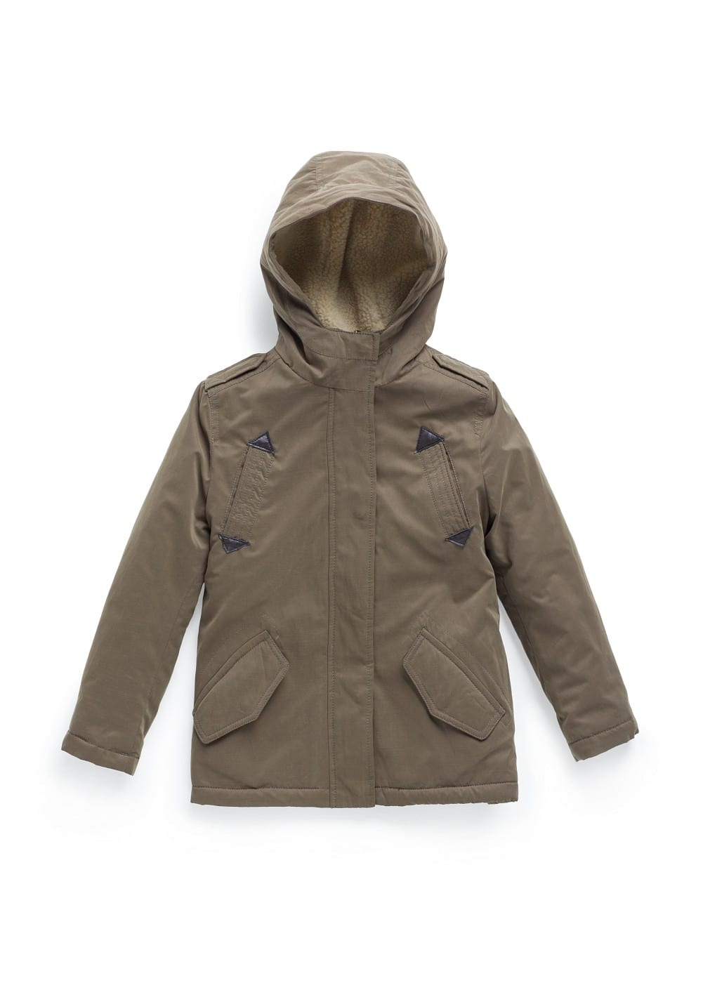 Parka coat | MANGO KIDS