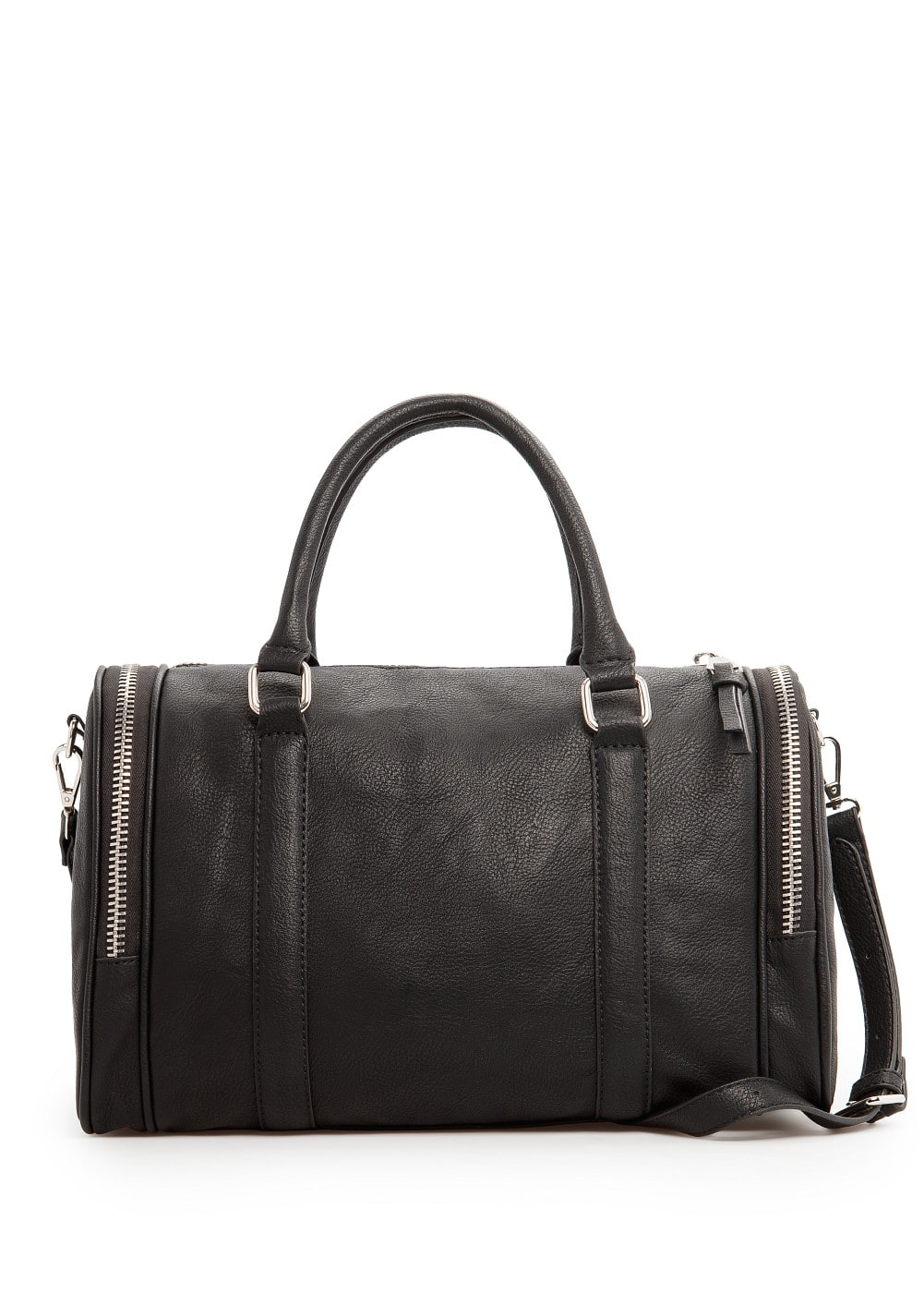 Zippers bowling bag | MANGO