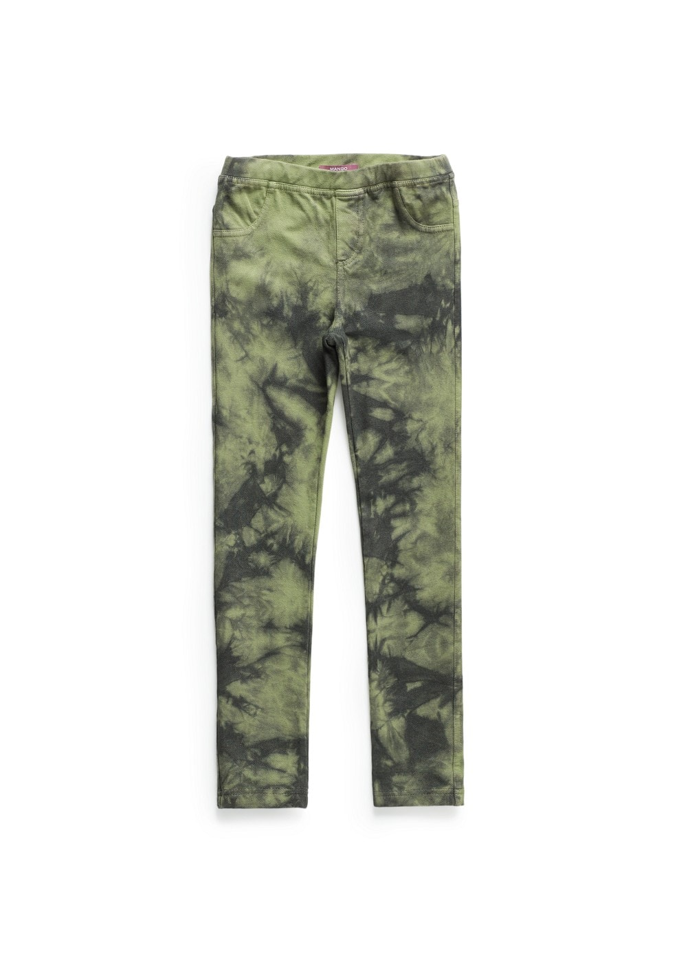 Jeggings tie-dye | MANGO KIDS