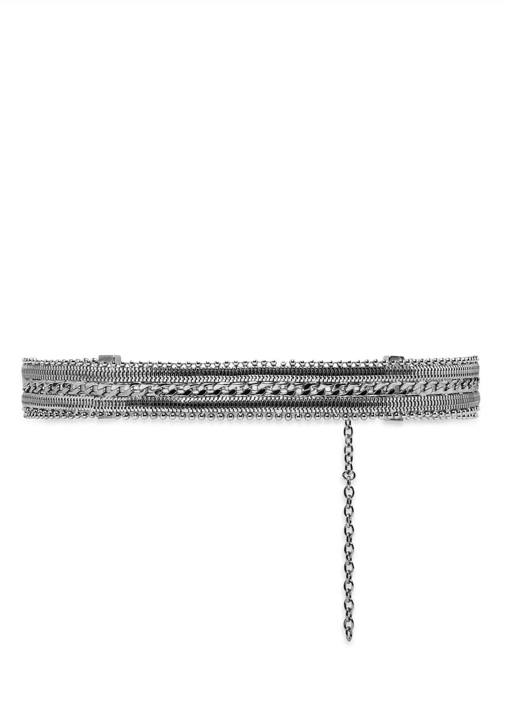 Chain metal belt