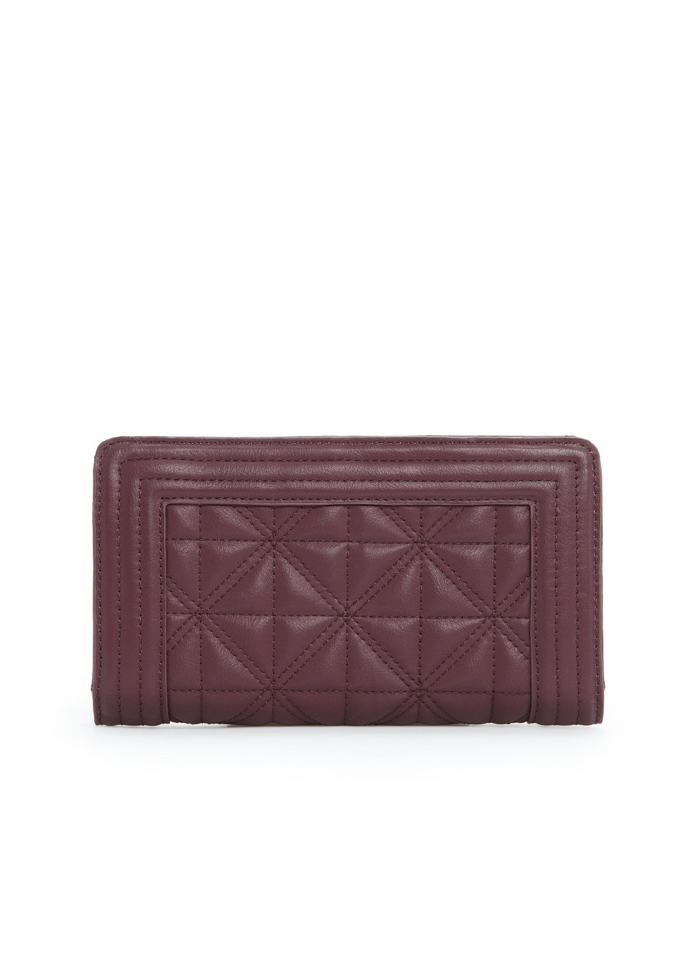 Quilted wallet | MANGO