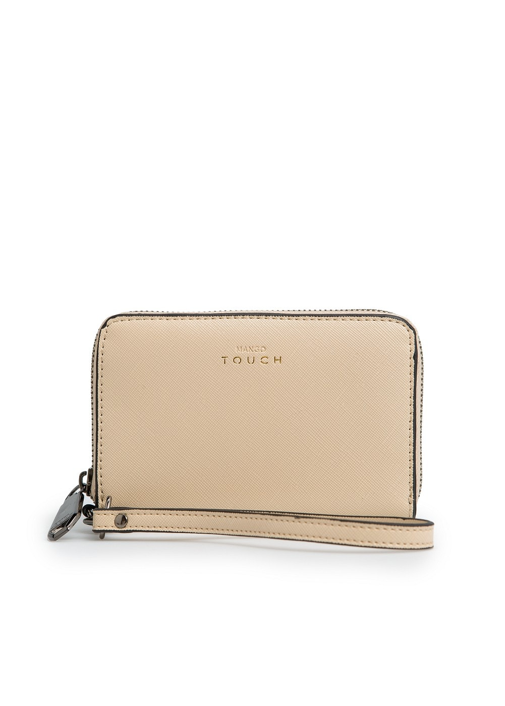 Saffiano effect wallet