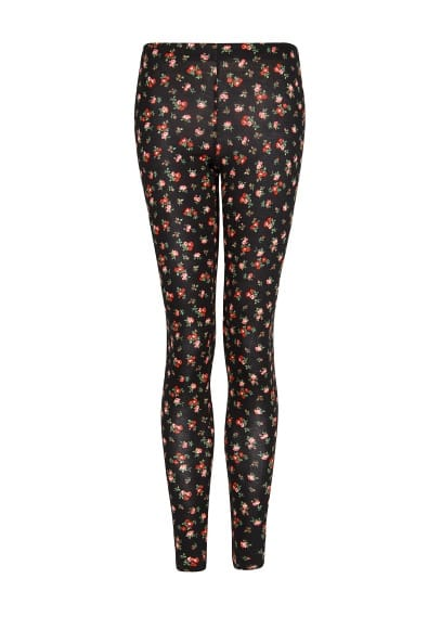 Liberty print leggings