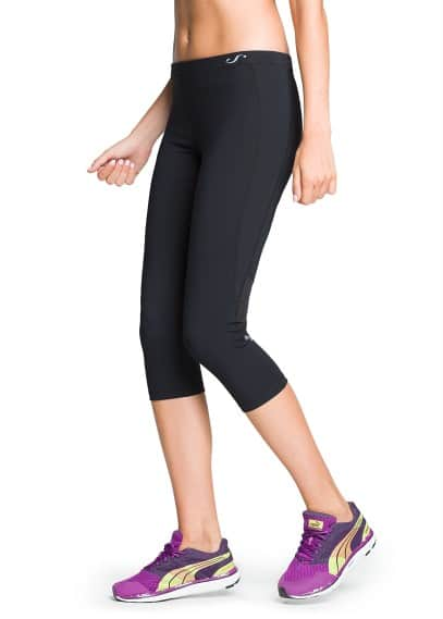 Fitness & Running - Leggings capri efecto reductor