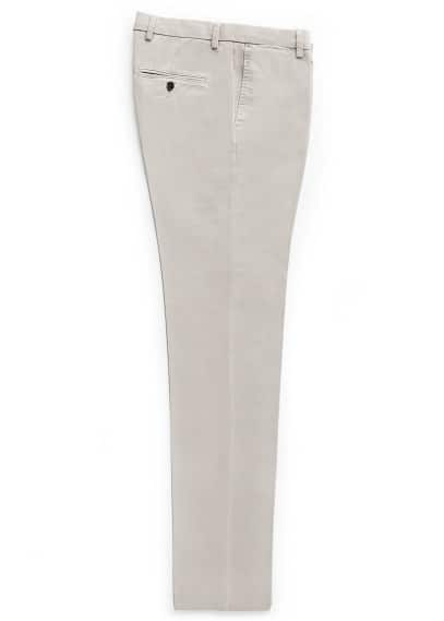 Slim-fit Premium cotton chinos
