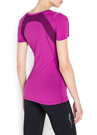 Fitness & Running - Camiseta stretch active