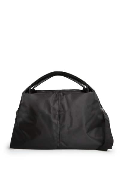 Nylon hobo bag