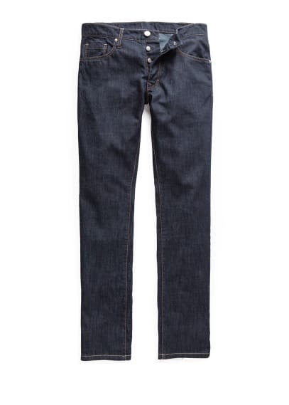 Slim-fit dark Bob jeans
