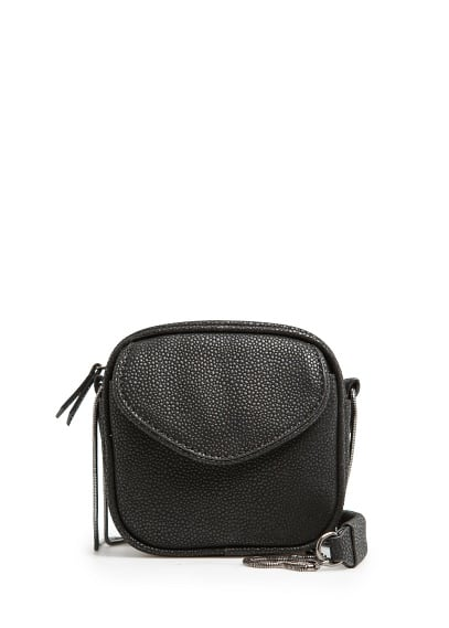 SNAKE TEXTURED MINI BAG