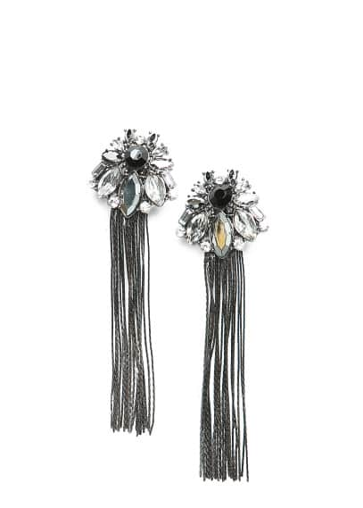 TOUCH - Crystal drop earrings