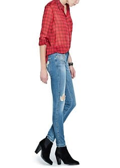 Super Slim Fit Jeans Loulou