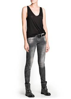 Super slim-fit Pepper jeans