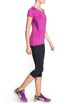 Fitness & Running - T-shirt stretch active