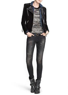 Super Slim Fit Jeans Sara