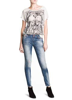 Super slim-fit Sara jeans