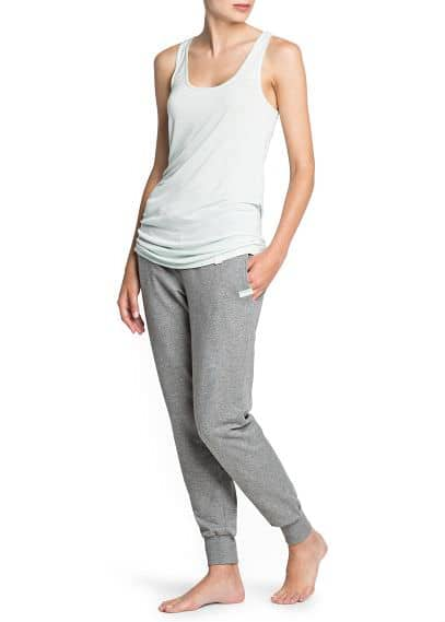 Yoga - Soft sport loose-fit vest