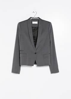 Bird's eye blazer