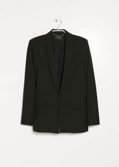 Blazer tall recte bàsic