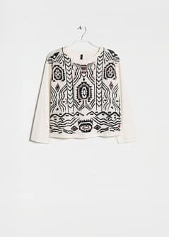 Ethnic Cotton Blouse