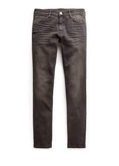 Zwarte Alex slim-fit jeans