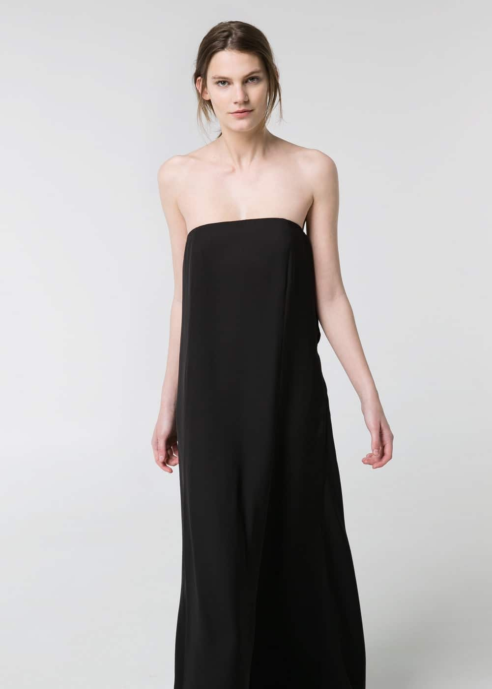 Flowy long dress