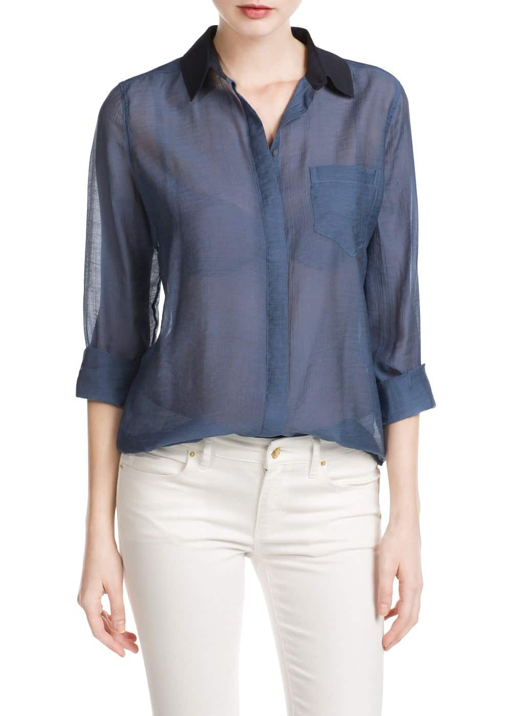 Soft fabric shirt