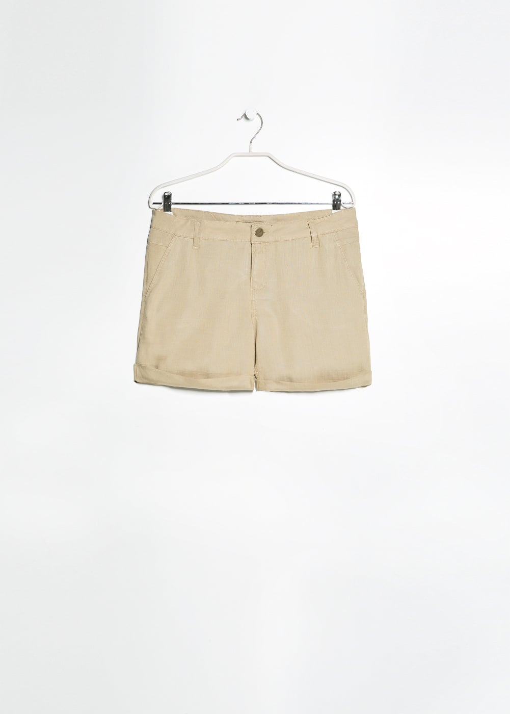 Soft fabric shorts | MANGO