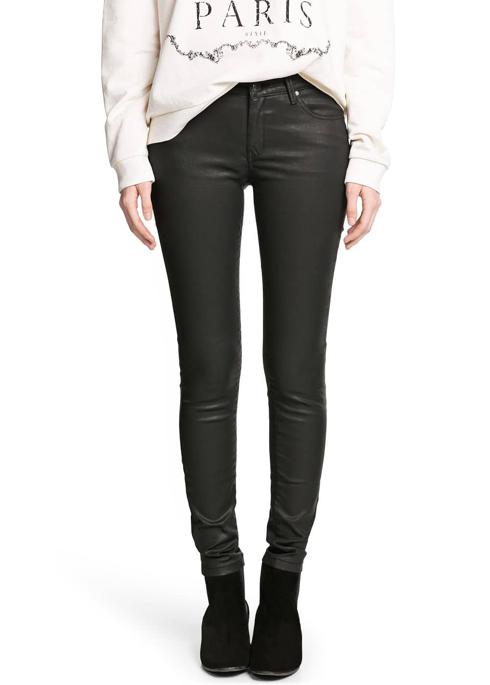 Super slim-fit belle jeans | MANGO