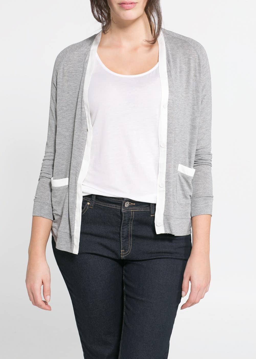 Trim jacket | MANGO