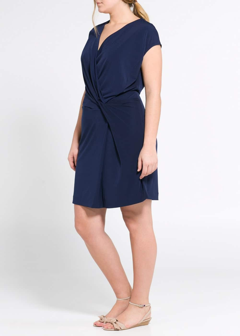 Wrap dress | MANGO