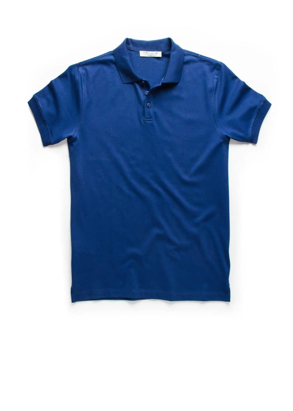 Essential cotton polo shirt | MANGO