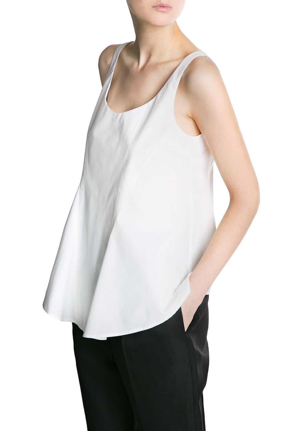 Premium - flared top | MANGO