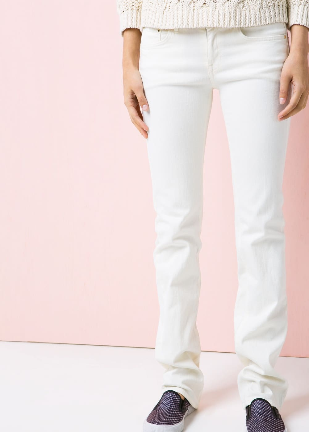 Straight-fit Christy jeans