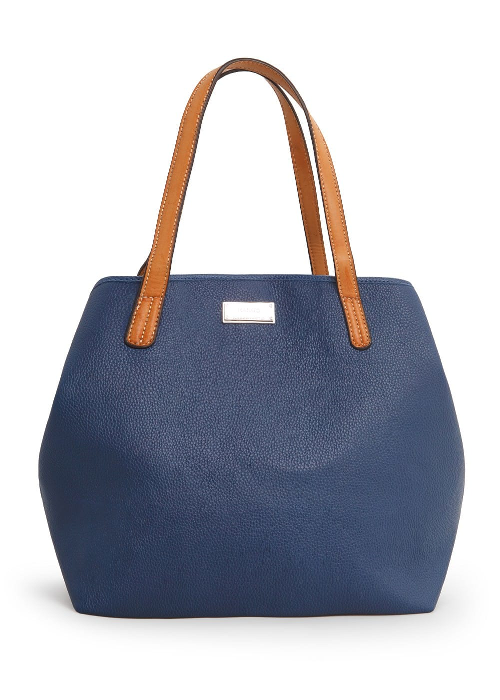 Adjustable shape shopper bag | MANGO