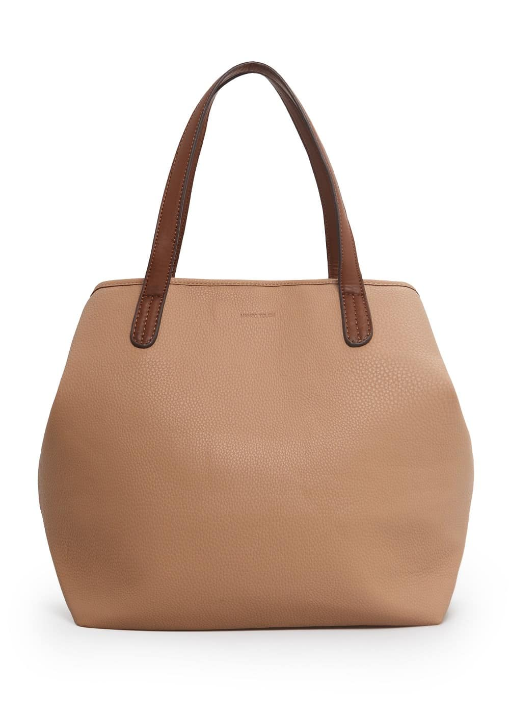 Adjustable shape shopper bag
