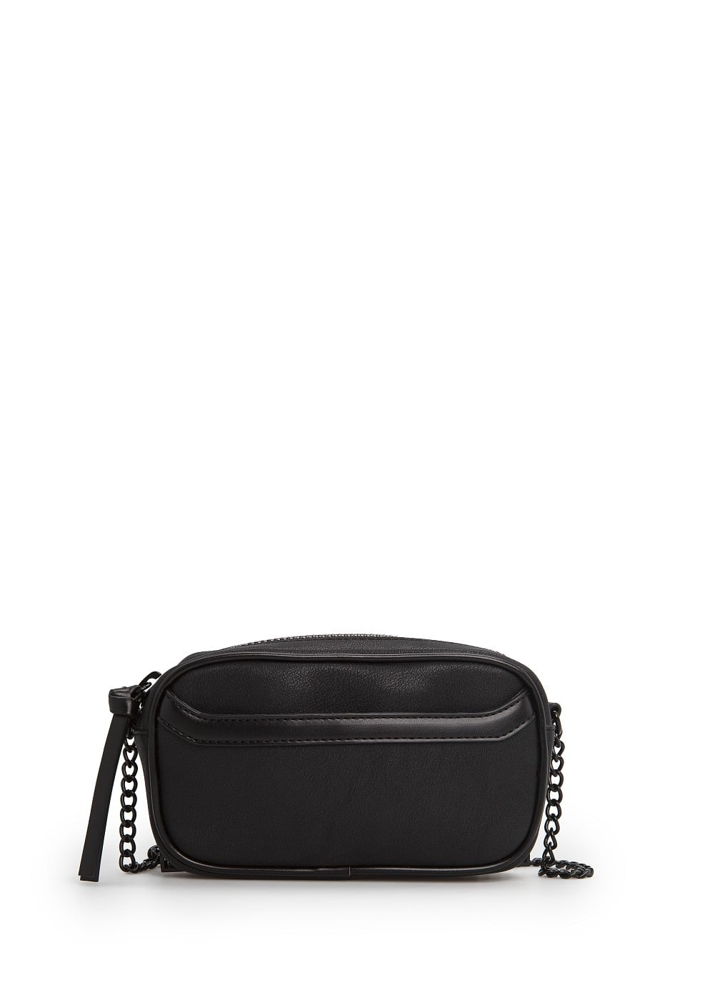 Chain mini cross body bag | MANGO