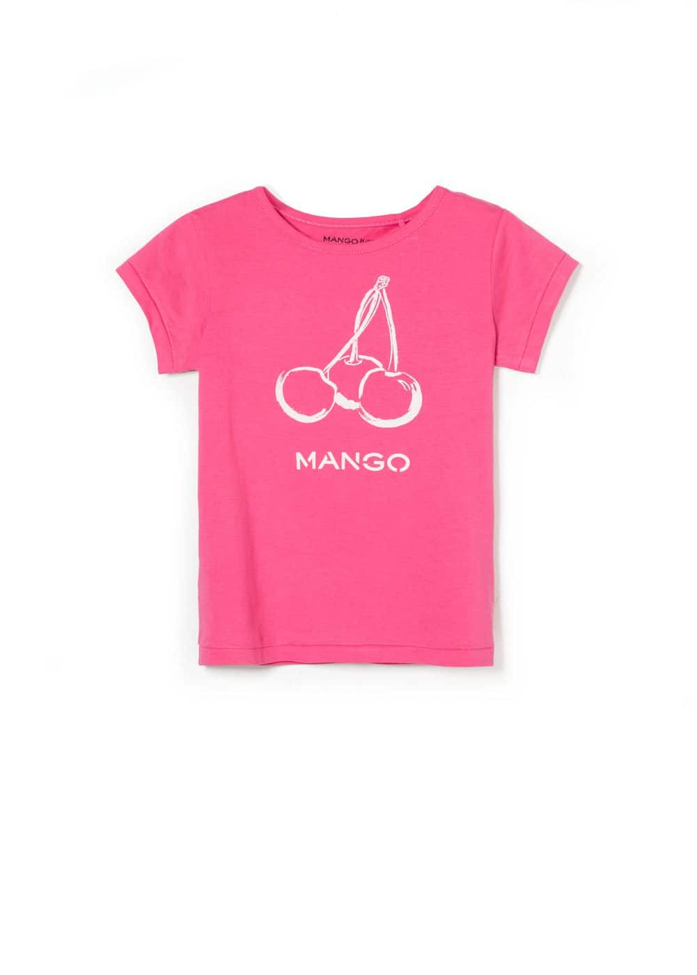 Fruit print t-shirt | MANGO