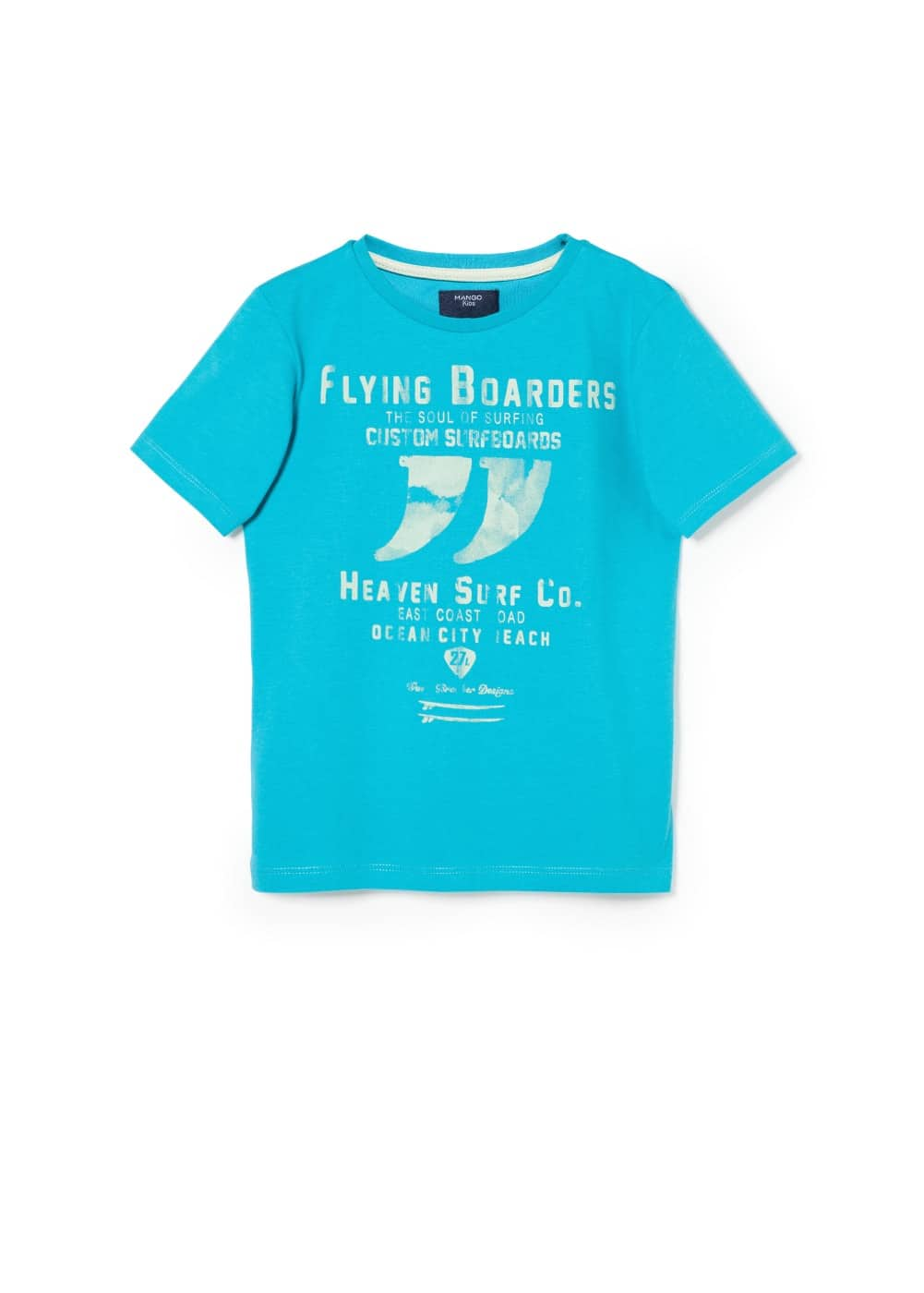 Flying Boarders t-shirt