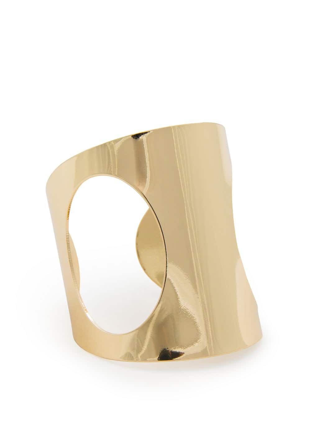 Adjustable cuff | MANGO