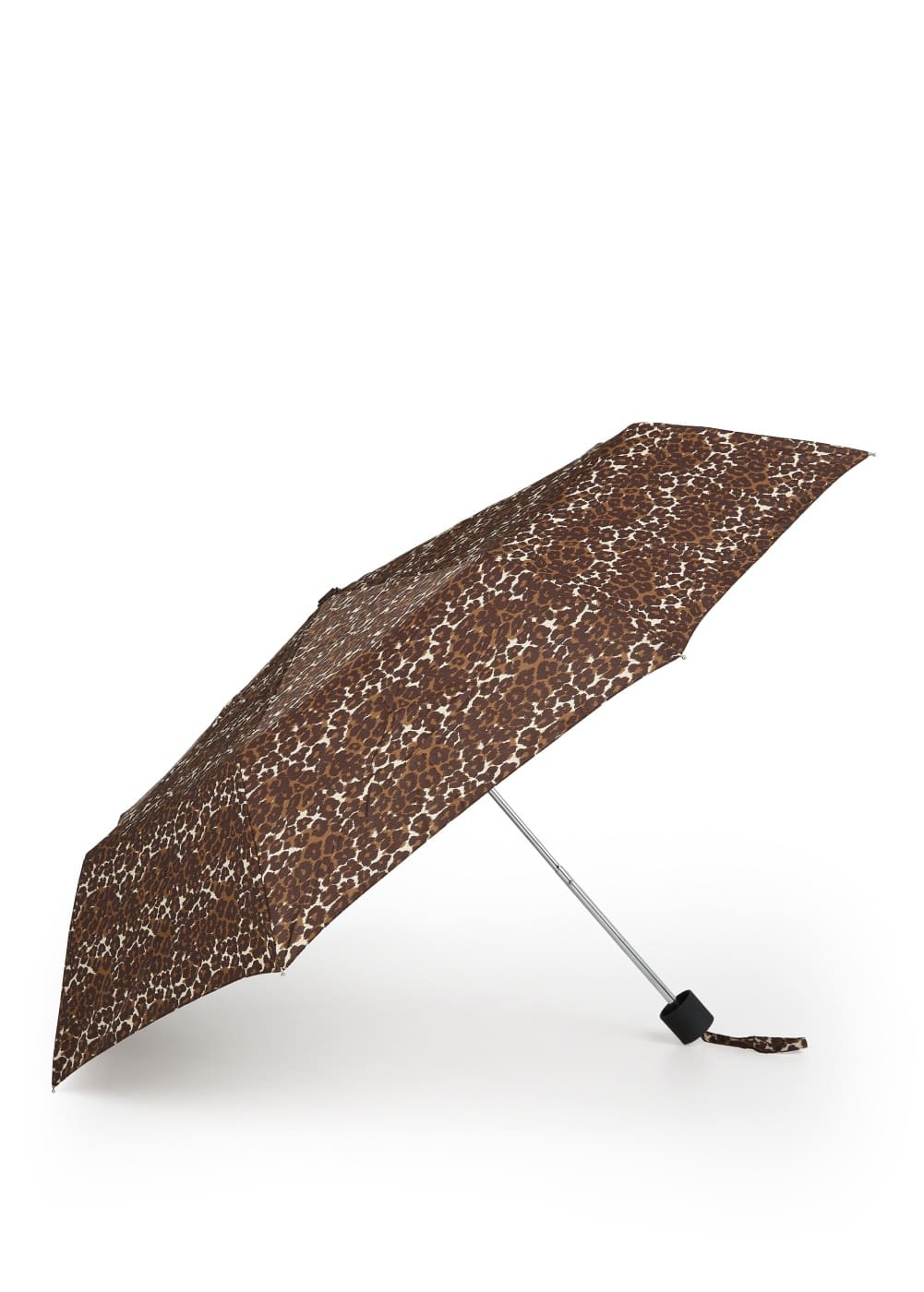 Guarda-chuva estampado leopardo