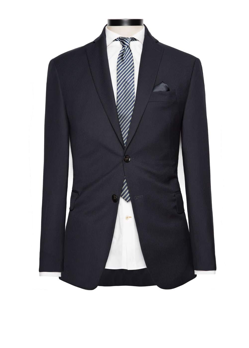Slim-fit suit blazer | MANGO