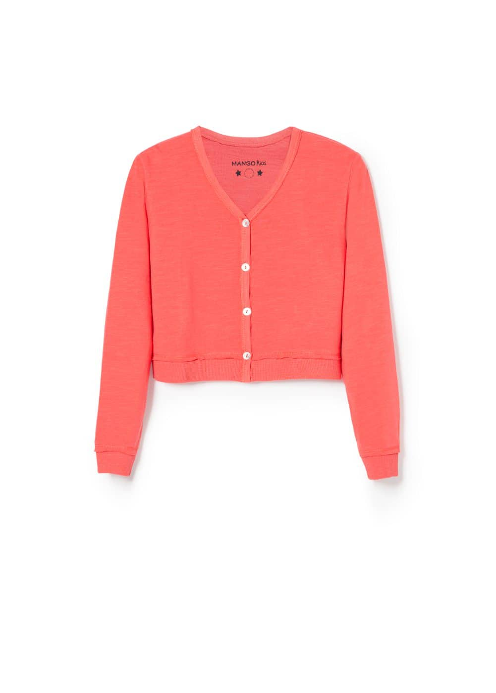Pearly button jacket